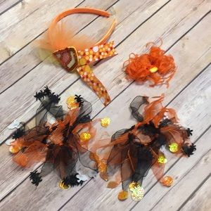 Other - Halloween Hair Bow Assortment